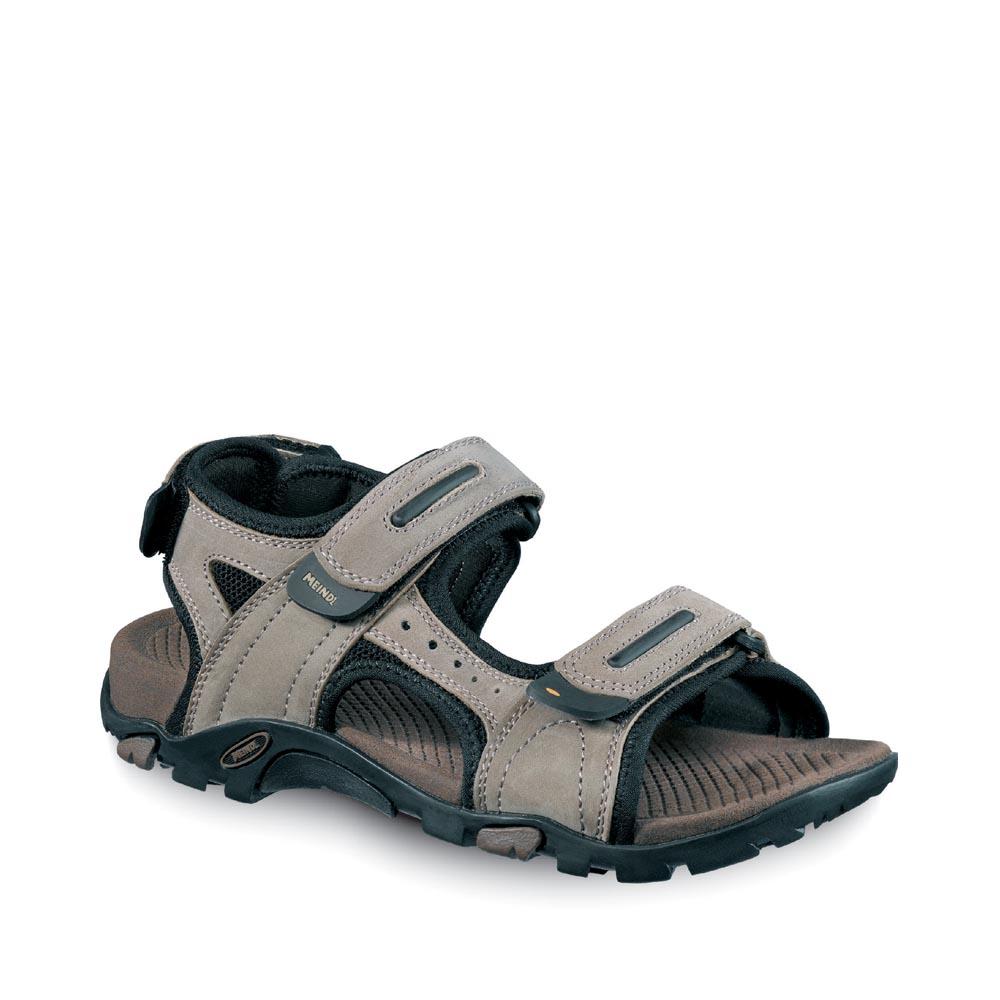 Meindl Mens Outdoor and Trekking Sandal Lipari Comfort Brown