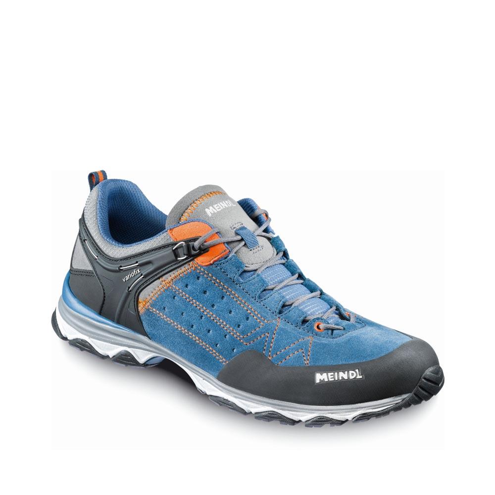 Meindl Ontario GTX Herren Leder Trekking Schuhe rot